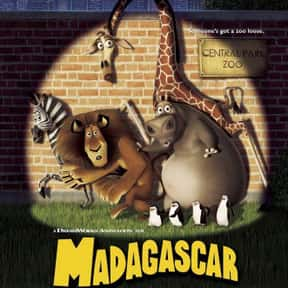 Madagascar is listed (or ranked) 13 on the list Good Movies for 4-Year-Olds