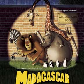 Madagascar is listed (or ranked) 20 on the list The Best Comedies Rated PG