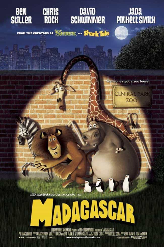 Madagascar is listed (or ranked) 2 on the list The Best Movies (and Series) in the Madagascar Franchise, Ranked