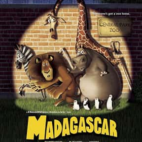 Madagascar is listed (or ranked) 24 on the list The Best Movies For Kids