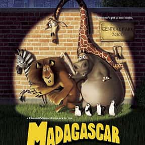 Madagascar is listed (or ranked) 18 on the list The Best Movies for Toddlers