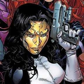Madame Masque is listed (or ranked) 12 on the list The Best Iron Man Villains Ever