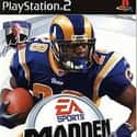 Madden NFL 2003 is listed (or ranked) 10 on the list The Best 'Madden NFL' Games Ever