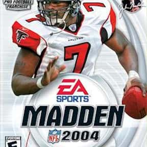 Madden NFL 2004 is listed (or ranked) 3 on the list The Best American Football Games of All Time