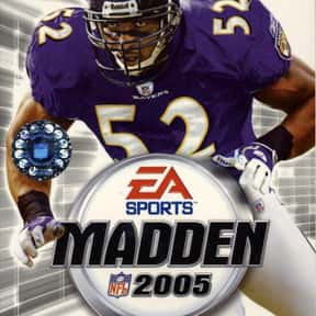 Madden NFL 2005 is listed (or ranked) 5 on the list The Best American Football Games of All Time