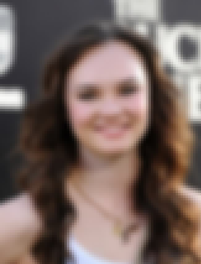 Madeline Carroll is listed (or ranked) 2 on the list High School Musical: Get in the Picture Cast List