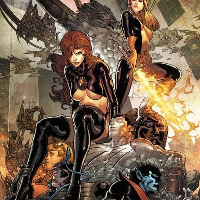 Madelyne Pryor is listed (or ranked) 4 on the list Clones Of Your Favorite Comic Book Characters Who Didn't Turn Out Lame