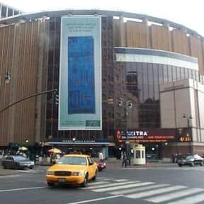 Madison Square Garden is listed (or ranked) 1 on the list The Best NBA Arenas