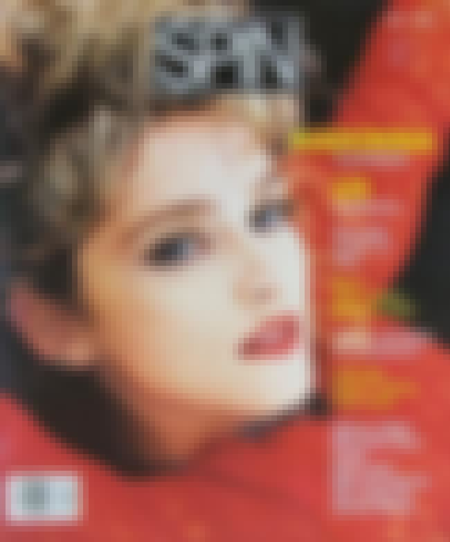 Madonna is listed (or ranked) 3 on the list The Best SPIN Covers