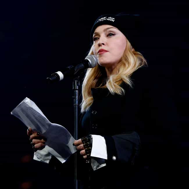 Madonna is listed (or ranked) 4 on the list Celebrity Assistants Spill Embarrassing Personal Stories