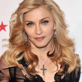 Madonna is listed (or ranked) 8 on the list TV Actors from Michigan