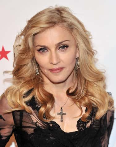 Madonna is listed (or ranked) 1 on the list Famous Pin-up Girls