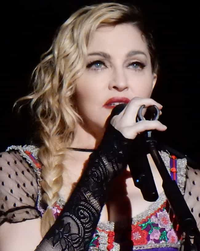 Madonna is listed (or ranked) 2 on the list These Women Musicians Are Sharing Their Tales Of Sexism In The Music Industry