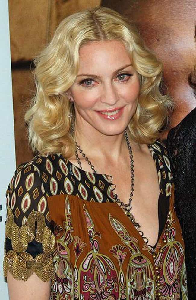Madonna is listed (or ranked) 2 on the list 17 Celebrities You Didn't Know Were Bad Tippers