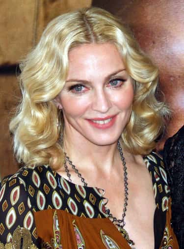 Madonna is listed (or ranked) 2 on the list 20Famous People from Huge Families