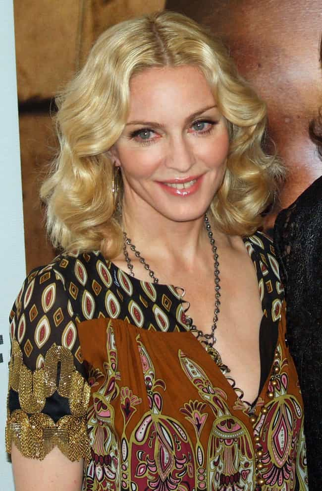 Madonna is listed (or ranked) 1 on the list 20 Celebrities Who Have a Ton of Kids