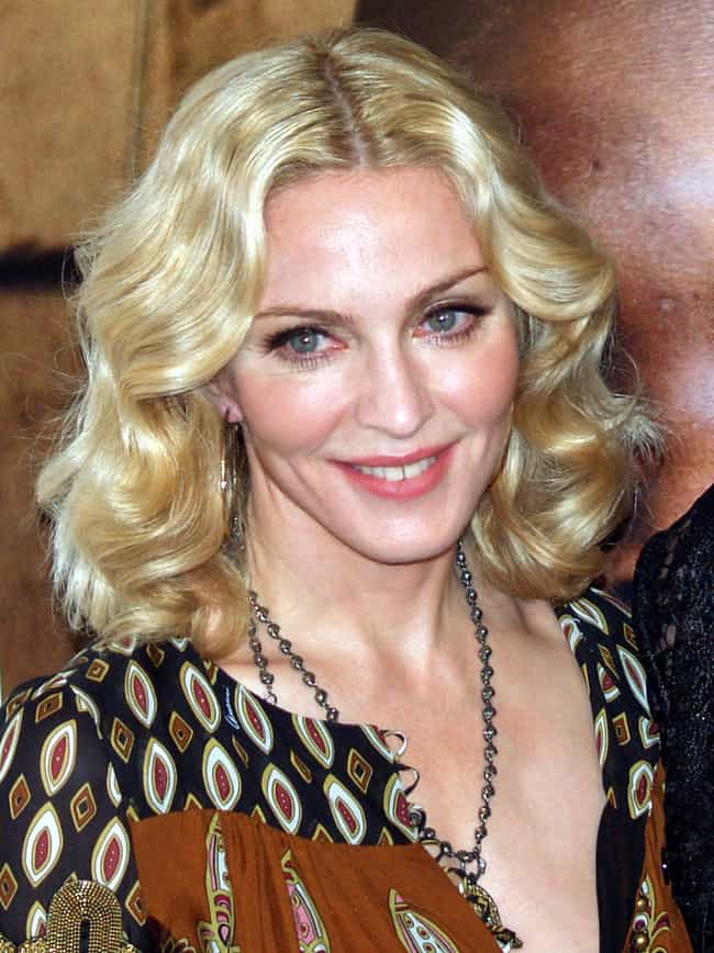 Madonna is listed (or ranked) 1 on the list 20 Famous Insomniacs