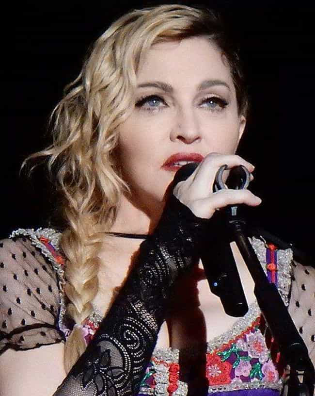 Madonna is listed (or ranked) 4 on the list 70+ Famous Singers Who Are Leos