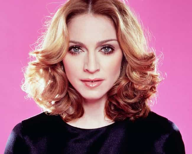 Madonna is listed (or ranked) 3 on the list Famous People of Italian Descent
