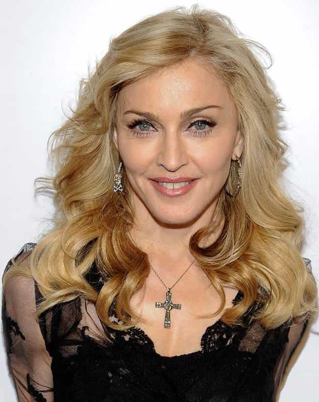 Madonna is listed (or ranked) 1 on the list 31 Famous Insomniacs