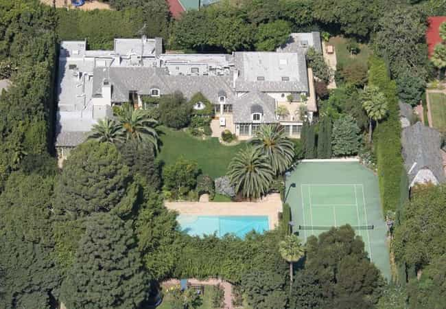 Madonna is listed (or ranked) 2 on the list Celebrities Who Have Lived in the Same House