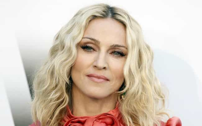 Madonna is listed (or ranked) 2 on the list 51 Famous People Who Converted Religions