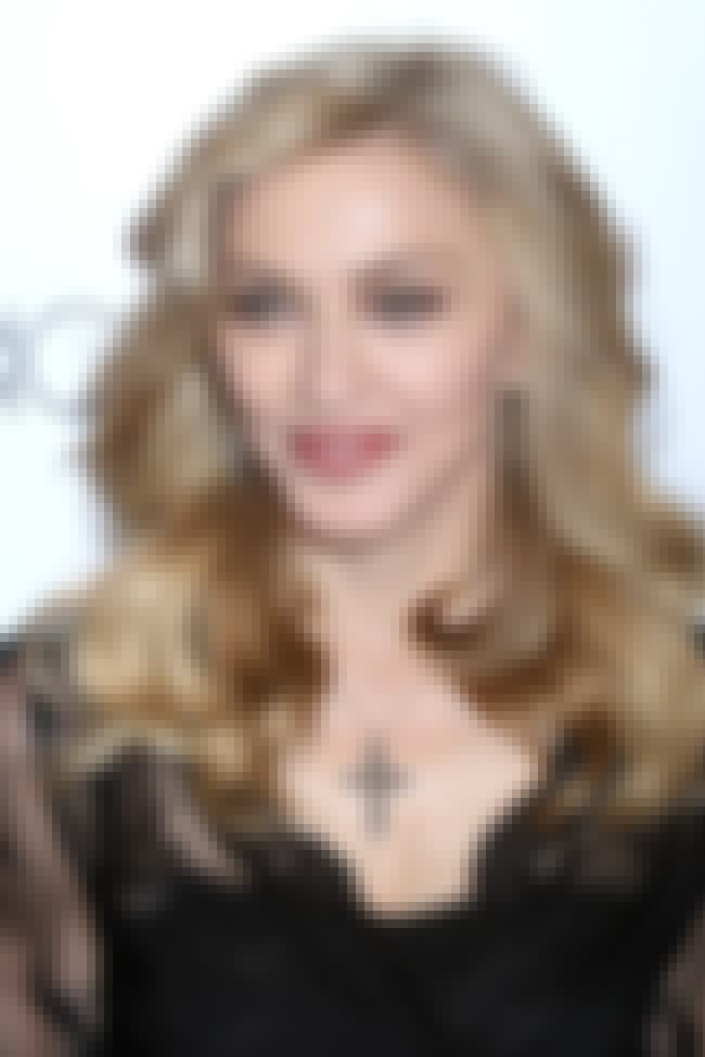Madonna is listed (or ranked) 4 on the list 31 Celebrities Who Did Ballet