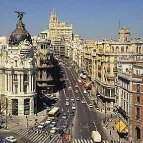 Madrid is listed (or ranked) 16 on the list The Best Honeymoon Destinations