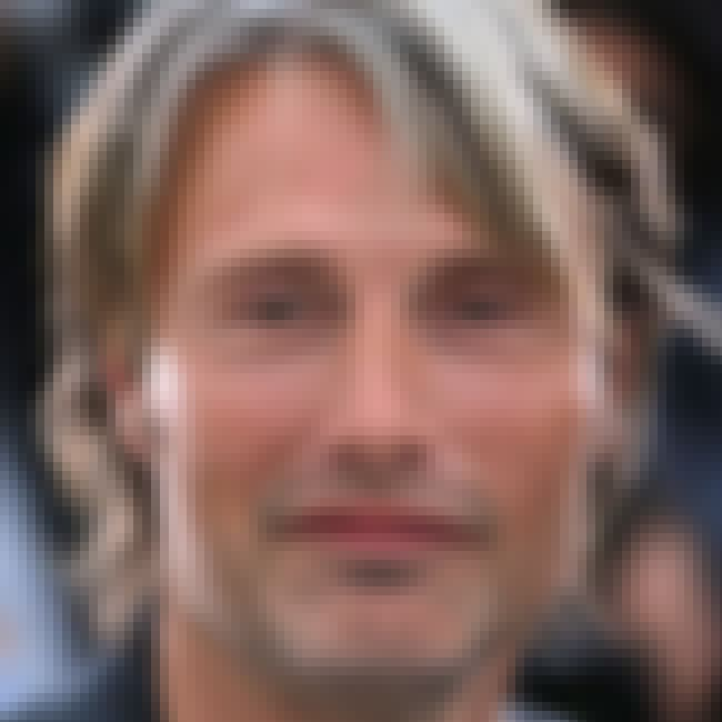 Mads Mikkelsen is listed (or ranked) 6 on the list List of Famous Gymnasts