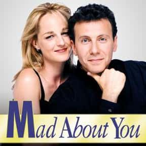 Mad About You is listed (or ranked) 11 on the list The Best Golden Globe Winning Comedy Series