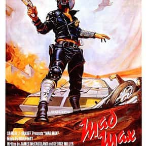 Mad Max is listed (or ranked) 6 on the list The Best Mel Gibson Movies