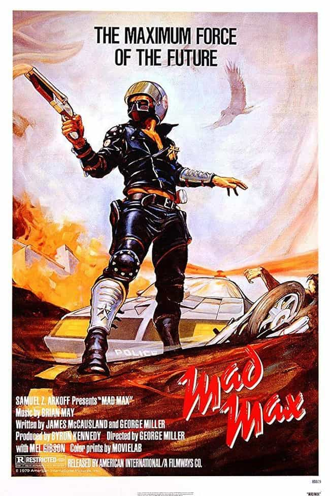 Mad Max is listed (or ranked) 3 on the list Every 'Mad Max' Movie, Ranked Best to Worst