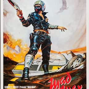 Mad Max is listed (or ranked) 11 on the list The 35+ Greatest Dystopian Action Movies