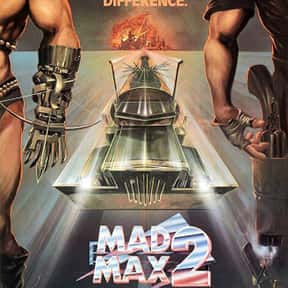 Mad Max 2 is listed (or ranked) 7 on the list The Best Mel Gibson Movies