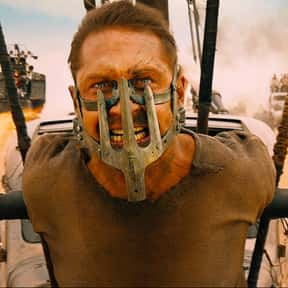 Mad Max: Fury Road is listed (or ranked) 10 on the list Great Movies About Very Dark Heroes