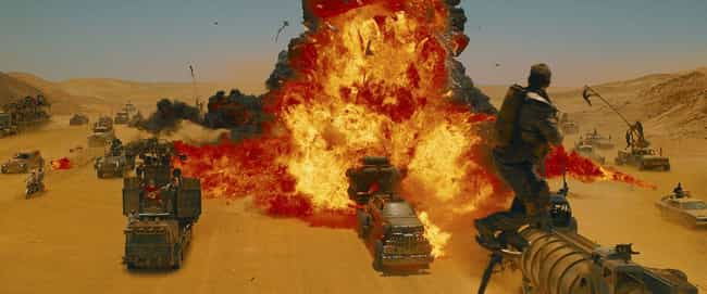 Mad Max: Fury Road is listed (or ranked) 3 on the list 20 Action Movies That Are Way Better Than The Oscar Winners That Beat Them