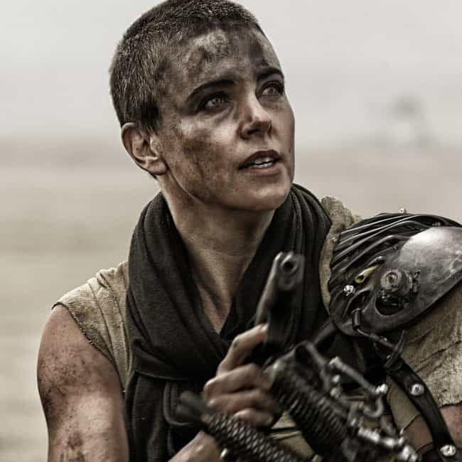 Mad Max: Fury Road is listed (or ranked) 5 on the list Movies with the Most Hardcore Women