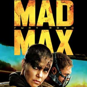 Mad Max: Fury Road is listed (or ranked) 2 on the list The Best 3D Films