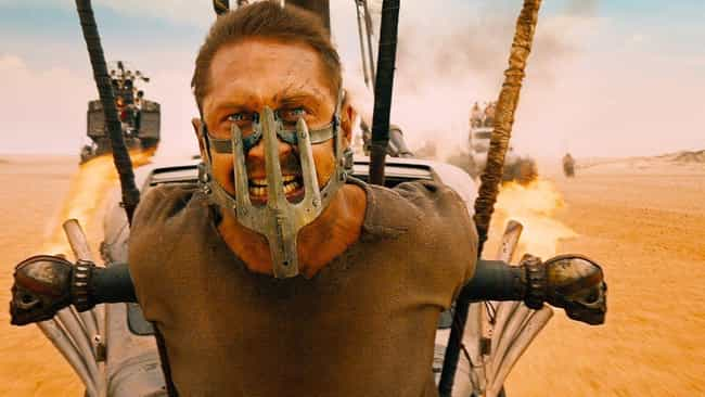 Mad Max: Fury Road is listed (or ranked) 3 on the list The Best Practical Effects In Movies Of The 2010s