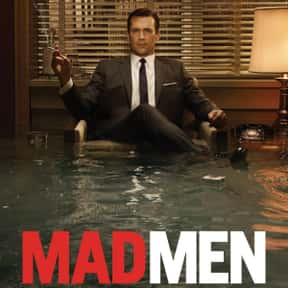 Mad Men is listed (or ranked) 18 on the list The TV Shows with the Best Writing