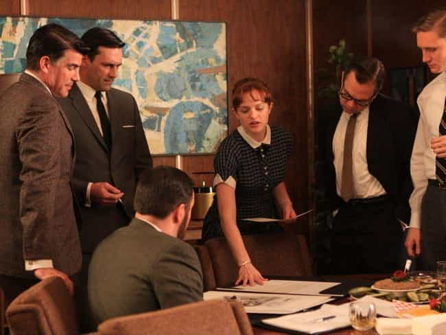 Mad Men is listed (or ranked) 5 on the list The Best TV Shows Of The 2010s That Didn't Take Place During The Decade
