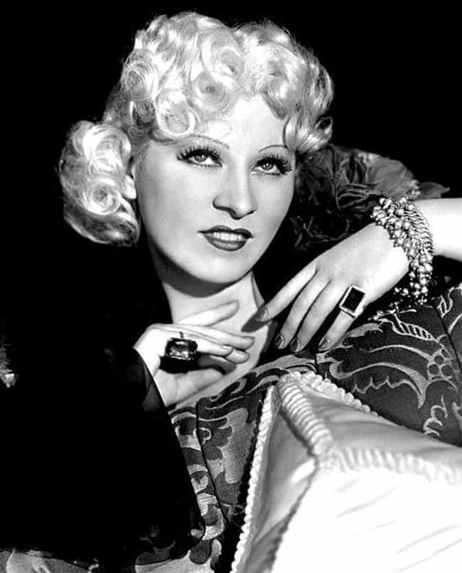 Mae West is listed (or ranked) 2 on the list Famous People Born in 1893