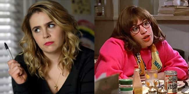 Mae Whitman is listed (or ranked) 4 on the list Who Would Star In 'Back to the Future' If It Were Made In The Present?
