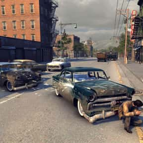Mafia II is listed (or ranked) 2 on the list The 20+ Best PC Third Person Shooter Games on Steam