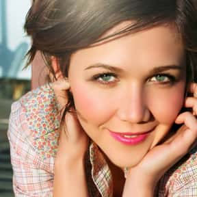 Maggie Gyllenhaal is listed (or ranked) 12 on the list Famous Columbia University Alumni