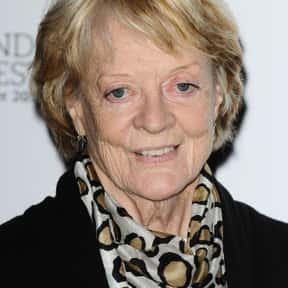 Maggie Smith is listed (or ranked) 21 on the list The Best Actors with More Than One Oscar