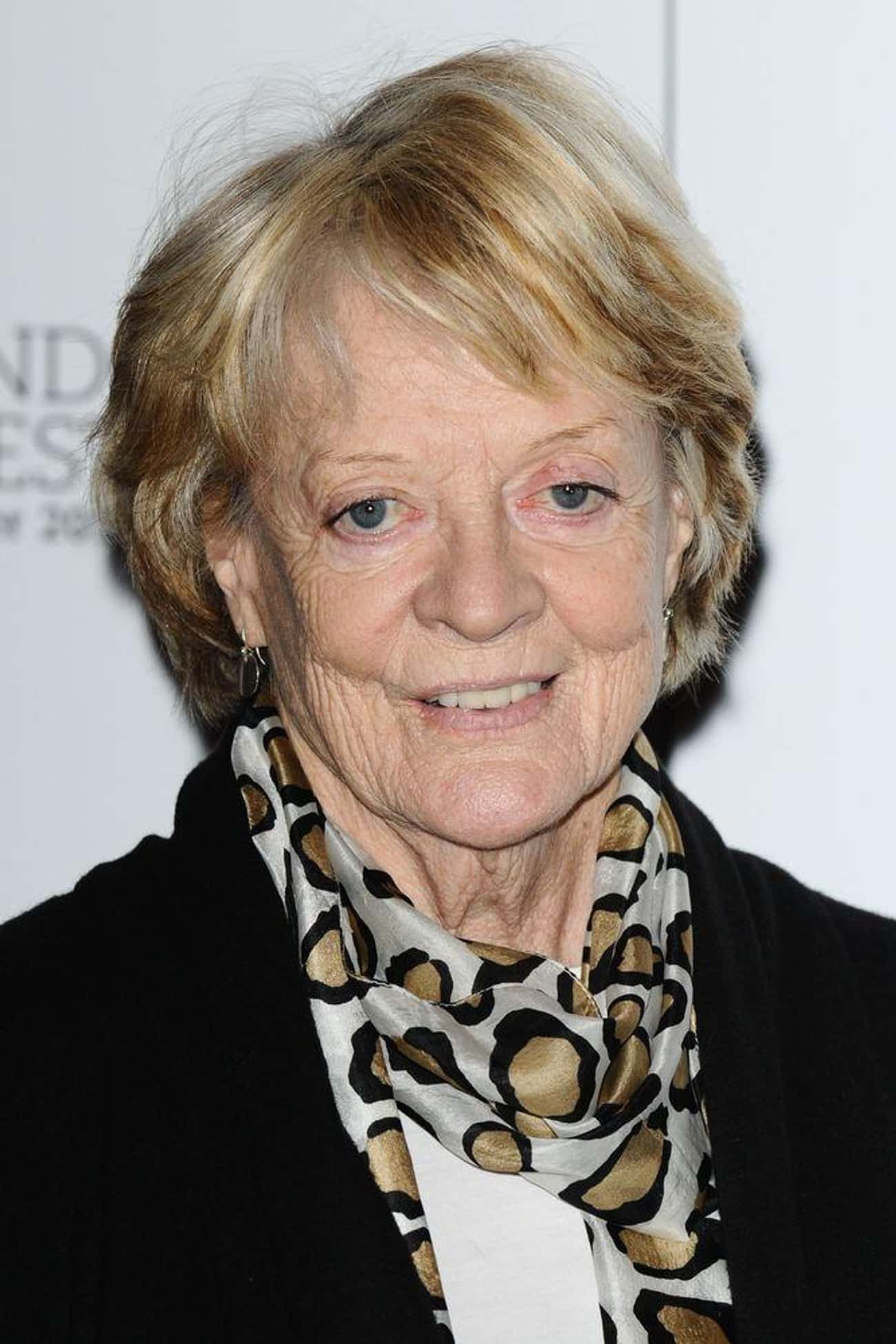 Maggie Smith is listed (or ranked) 4 on the list Who Is America's Grandmother in 2019?