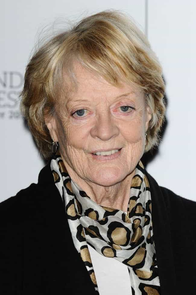Maggie Smith is listed (or ranked) 1 on the list The Best Downton Abbey Actors