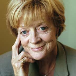 Maggie Smith is listed (or ranked) 8 on the list The Best Female Celebrity Role Models