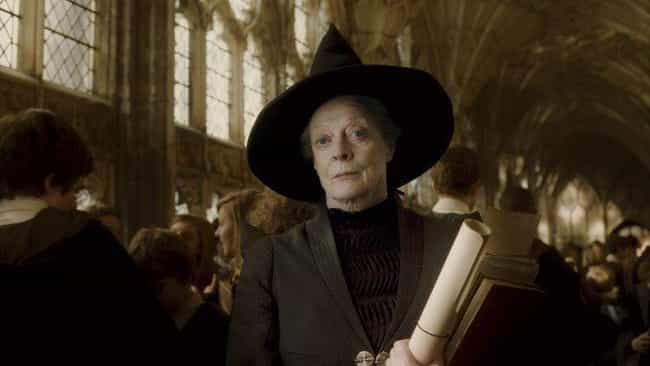 Maggie Smith is listed (or ranked) 4 on the list What The 'Harry Potter' Cast Thinks Of The Franchise